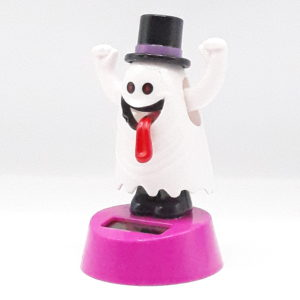 Ghost in a Top hat Solar Pal