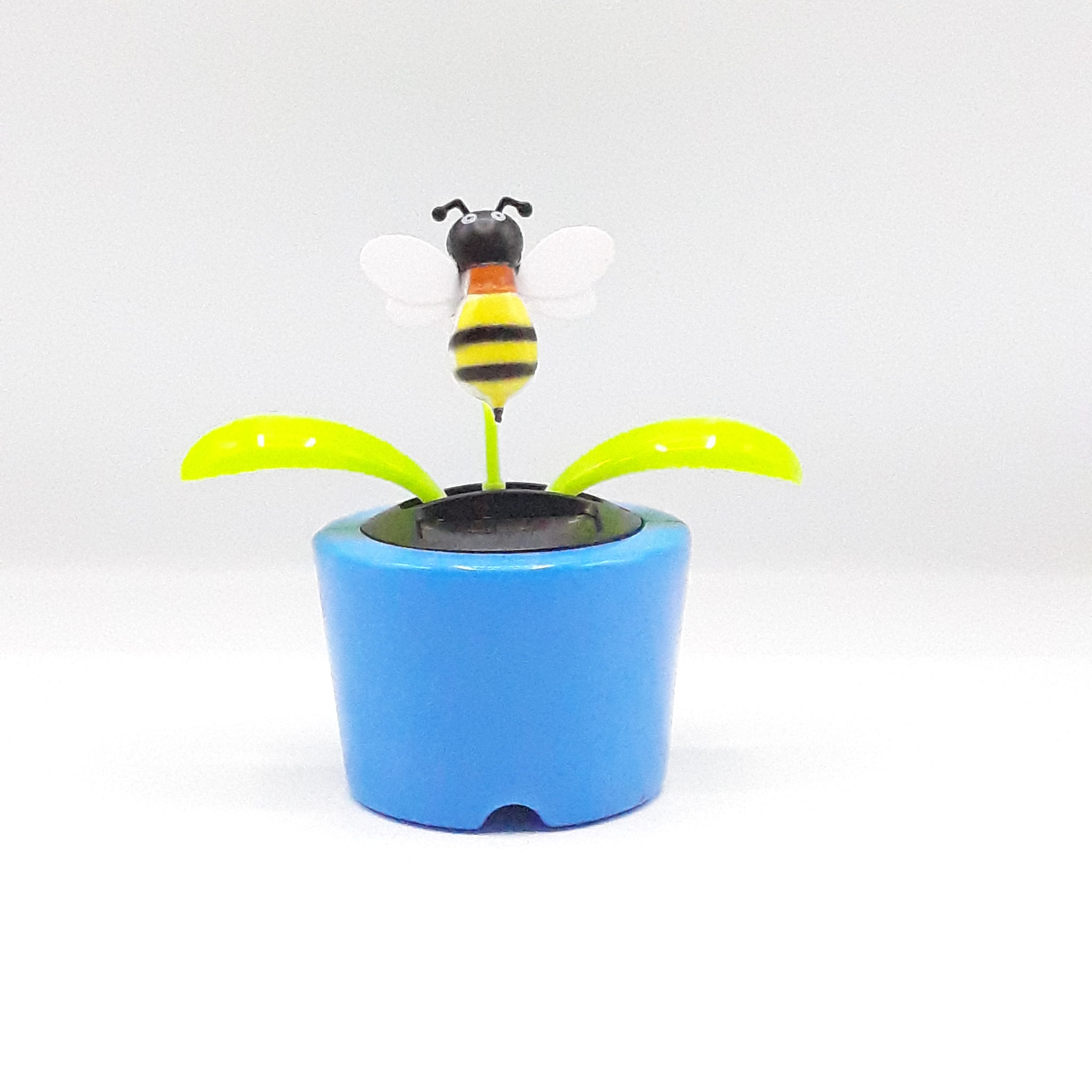 Bee Wobbler with Blue Base (1)