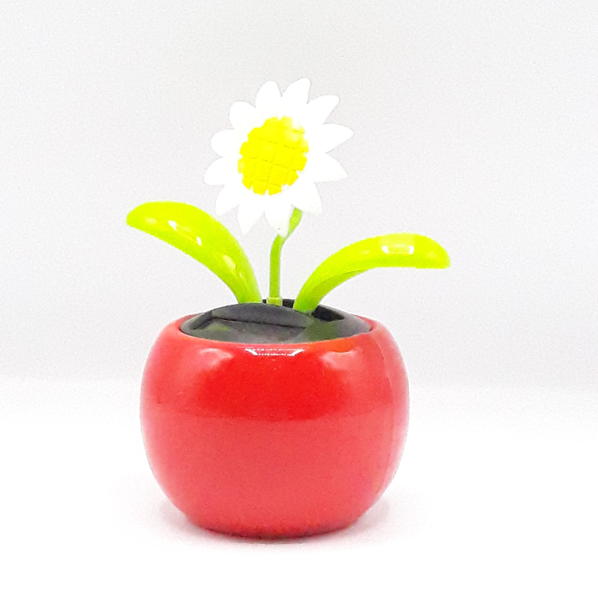 Daisy Wobbler with Red Base 1