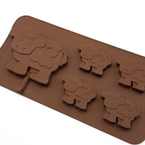 Silicone Mould - Cow